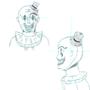 Clown Sketch by telite2