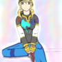 Stylish Girl by SonicSoul