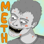 Meth by CartoonH2O