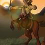 Centaur by Ev1L0rd