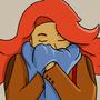 Redhead Girl by DominikB