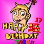 Happy Birthday James by RogueRobot