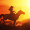 Horserider speedpaint