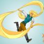 Rapunzel - male edition by MaksLange