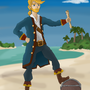 Guybrush Threepwood by Bingiz