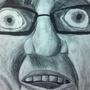 Self Portrait by Fantishow