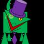 Genero the Crazy Lizard by dorend