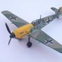 Bf 109E-4. by moonwalk