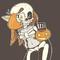 Spooky Sola Skeleton