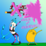 Jake and Jinx dance by Sephtis