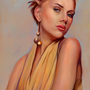 Scarlett Johansson by JoshSummana