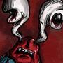 zombie krabs by Muteyoh