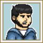 Pixel Portrait by DFerociousbeast