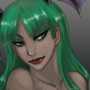 Speed paint - Morrigan by Webmegami