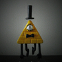 Bill Cipher Sculpture by Mario644