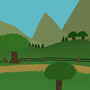 Country Stroll by artistunknown