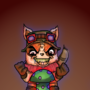 Teemo is EVIL (LoL) by FLASHYANIMATION