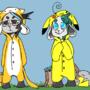 Kigu Cuties! by limeslimed
