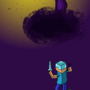 enderman fight by ButtonBasher360