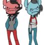 Devilish Cuties by MrWife