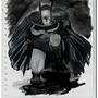 Rough Batman prelim by Wittxxx