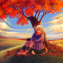 Autumn Dream by Maquenda