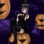 Halloween - Witch Blair by CrazyCreators