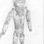 Halo 3 - Spartan Recon Armour by roxic01