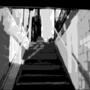 subway steps by MAJINSTEVE