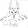 Espeon is watching you pee by Forty-One