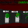 Zombie Evolution by MINDSTORM90000