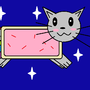 MS Nyan Cat by machomania