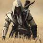 Assassin's Creed 3 Speed Paint by Surfsideaaron