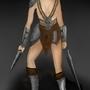 Sexy Skyrim Dragonborn by NinjaPotatoGuy