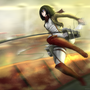 Mikasa Ackerman by immaboreddude