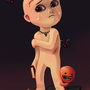 Binding of Isaac by Buzzwerd