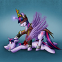 "No wings ""Princess"" by Evil-Rick"