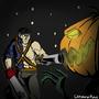 Happy evildeadoween! by UltimatePoke