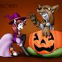 Happy Halloween 2013 by Evil-Rick