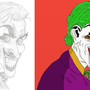 Joker ComicStyle by Makke1991