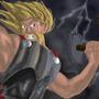 Thor by ImmaDrawOnYourFace
