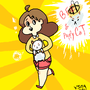 BEE AND PUPPYCAT!!!