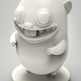 Gopher, Model to print by TankDriver