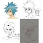 Stuff I drew months ago by MistaBuck