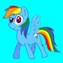 Rainbow Dash by Joecool597