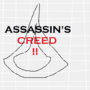 assassin's creed II-ms paint by shootokill23
