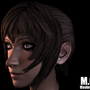 Anna Lidu reborn in 3d. by SScollab