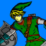 MS Paint Link by ChickenNinja