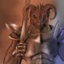 Dragon Soldier Speedpaint by SuperBastard