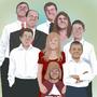 mormon family by MasterCron